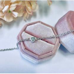 Armband met Moedermelk (Zilver) (1)
