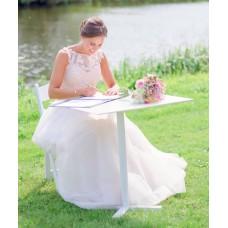 Opdracht: Armbanden voor bruid en alle gasten
